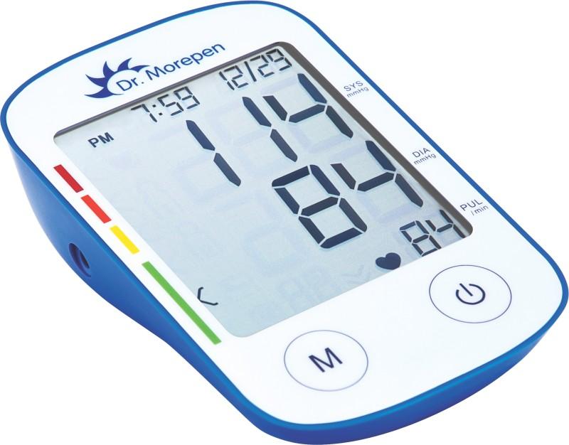Dr. Morepen BP-11 Bp Monitor(Blue, White)