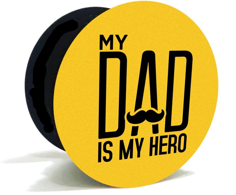 Oye Stuff My Dad Is My Hero Phone Stand Mobile Holder