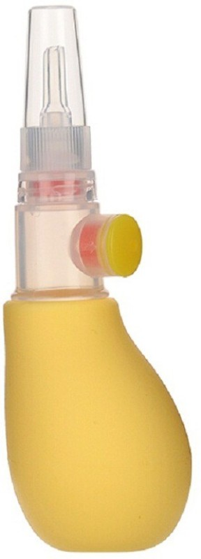 Babys Clubb N Manual Nasal Aspirator(Yellow)