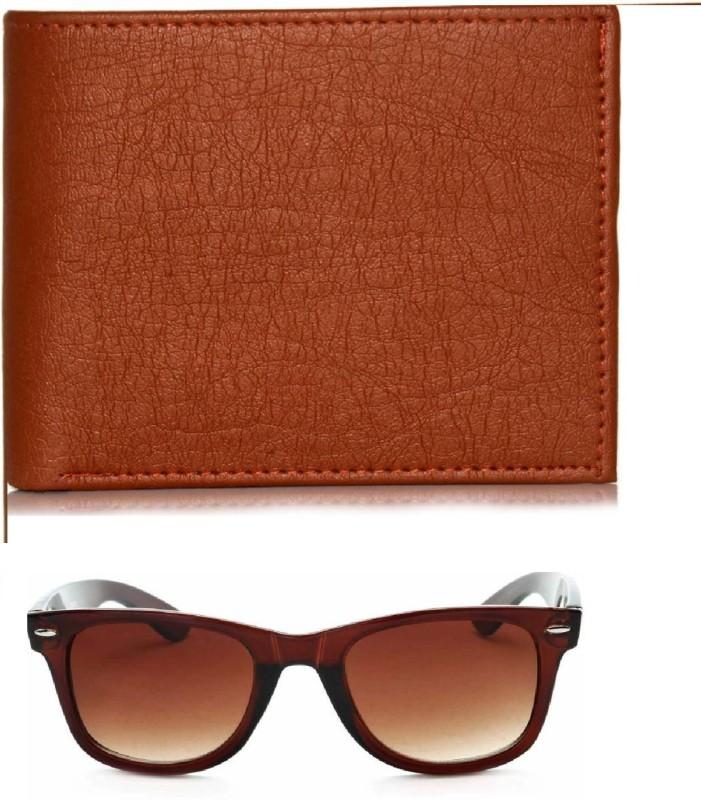 FERRET Wallet, Wayfarer Combo(Tan, Brown)