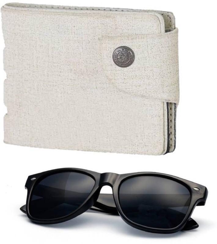 FERRET Wallet, Wayfarer Combo(White, Black)