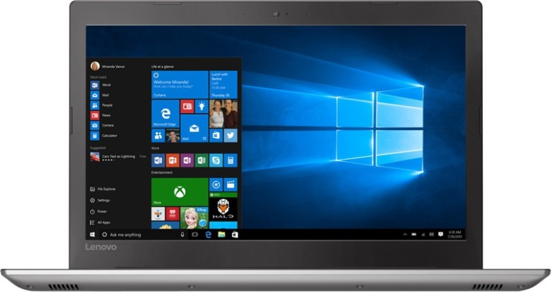 Lenovo Ideapad 520 Core i5 8th Gen - (8 GB/2 TB HDD/Windows 10 Home/2 GB Graphics) 520-15IKB Laptop(15.6 inch, Iron Grey, 2.2 kg, With MS Office)
