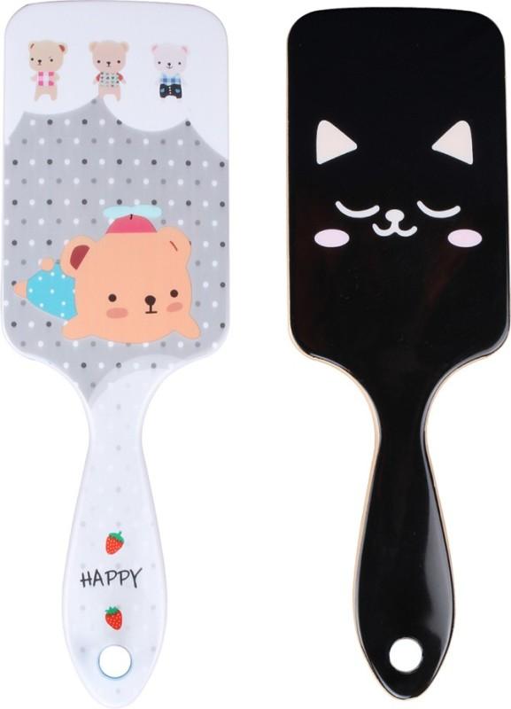 Cutecumber Paddle Hair Brushes