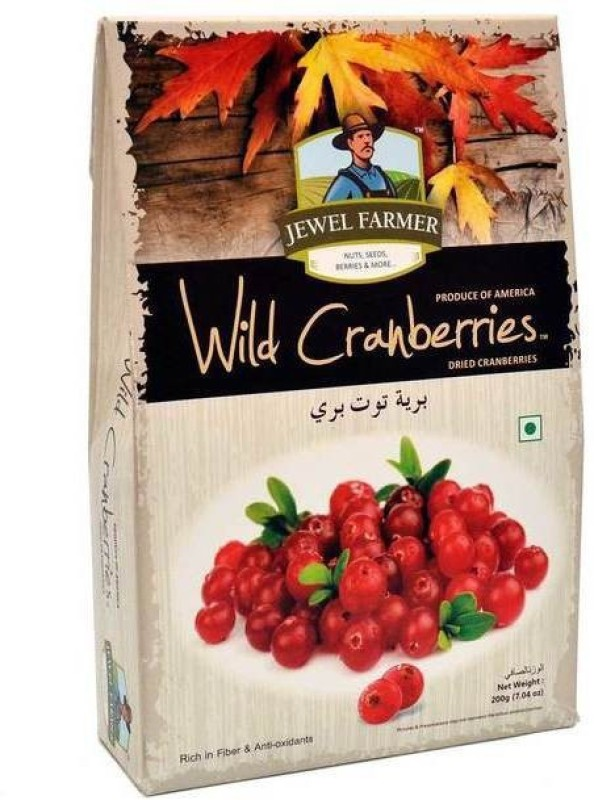 Jewel Farmer Wild Cranberries Cranberries(200 g)