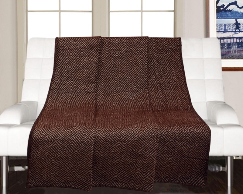 Saral Home SOS-1348-BROWN Sofa Fabric(brown 125 m)