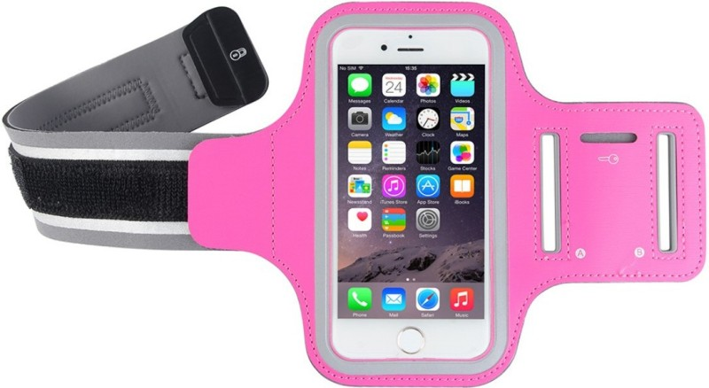 Blue Birds Arm Band Case for All Types 6 inch Phone with Key Holder, Waterproof Case & Comfort to Running, Jogging etc(Multicolor, Waterproof, Plastic)