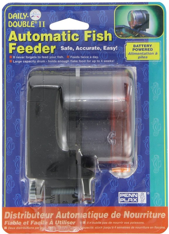 Penn-Plax DDAF2 Automatic Fish Feeder(50 g)