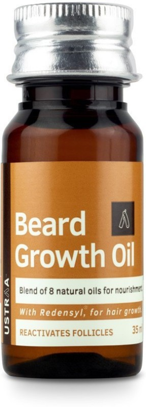 Ustraa Beard Growth Oil - 35ml Hair Oil(35 ml)