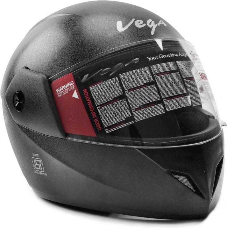 VEGA Cliff Motorbike Helmet(Black)