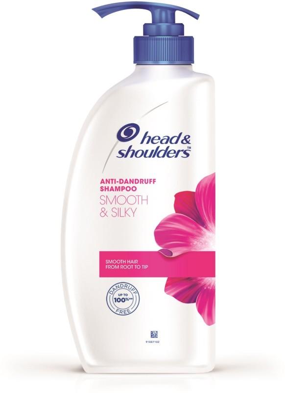 Head & Shoulders Smooth & Silky Shampoo(675 ml)