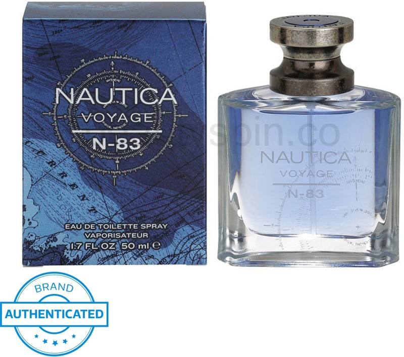 Nautica Voyage N-83 Eau de Toilette - 50 ml(For Men)
