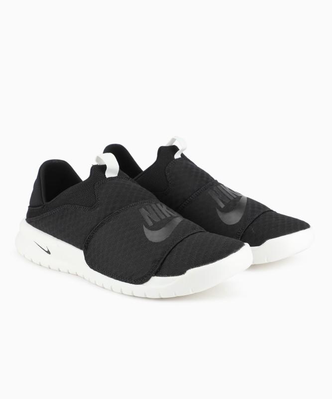 Nike BENASSI SLP Walking Shoes For Men(Black)