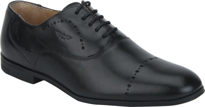 Park Avenue Lace Up For Men(Black)