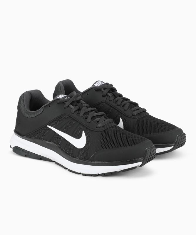 Nike DART 12 MSL Walking Shoes For Men(Black)