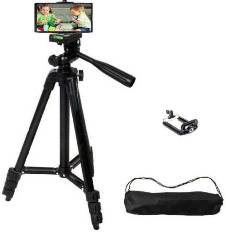 SACRO PKU_450P_3120 Tripod(Multicolor, Supports Up to 1500 g)