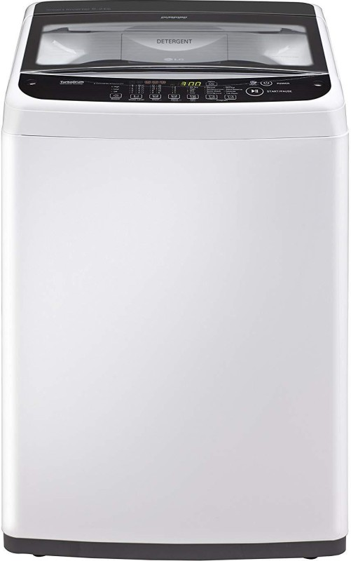 LG 6.2 kg Fully Automatic Top Load Washing Machine White(T7281NDDL)