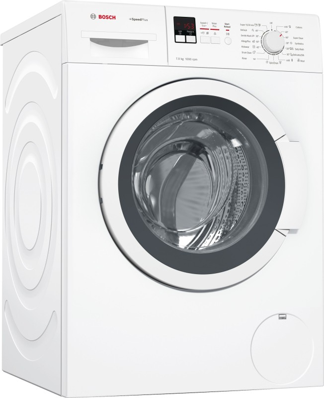 Bosch 7 kg Fully Automatic Front Load Washing Machine White(WAK20161IN)