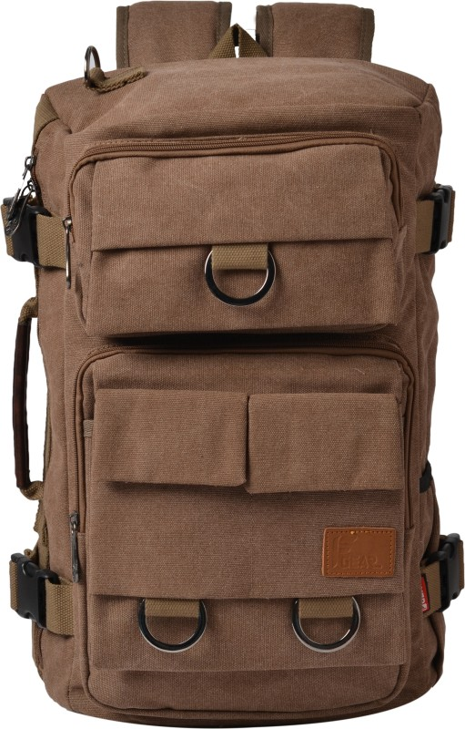 F Gear Ferret 24.0 L Laptop Backpack(Brown)