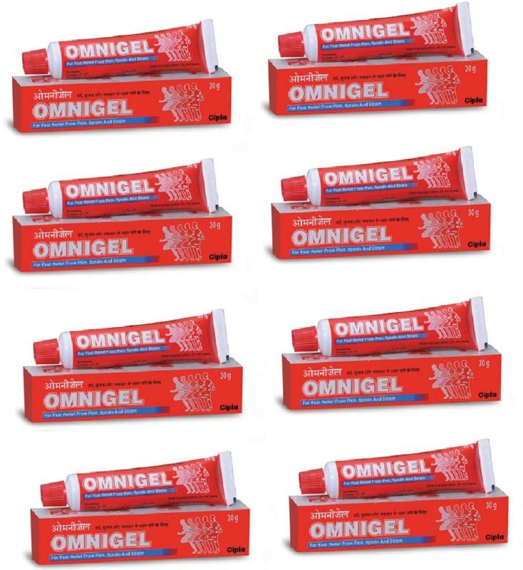 Omnigel all type Pain killer Massage Cream(240 g)
