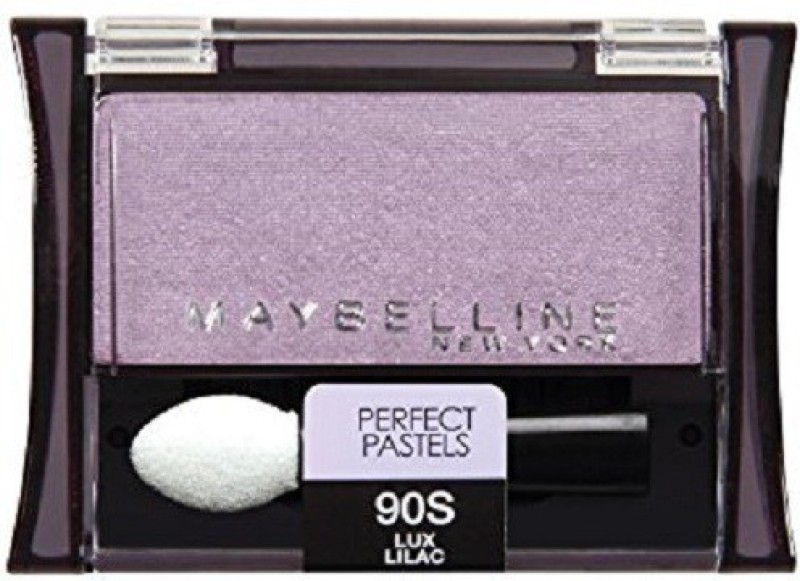 Maybelline Expert Wear Eyeshadow Single 4 g(Lux Lilac)