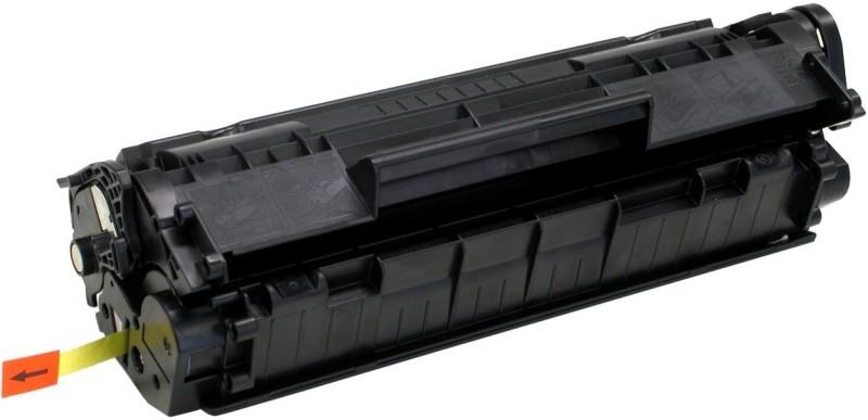 FUTUREZONE Q2612A / 12A Toner Cartridge for HP LaserJet - 1010, 1012, 1015, 1018, 1020, 1022, 1022n, 3020, 3030, 3050, 3052, 3055, M1005, M1319f fz Black Toner