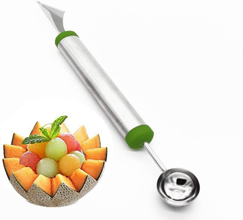 Lemish Jk30 Fruit Vegetable Ice Cream Melon Ball Scoop Kitchen Tool Kitchen Scoop