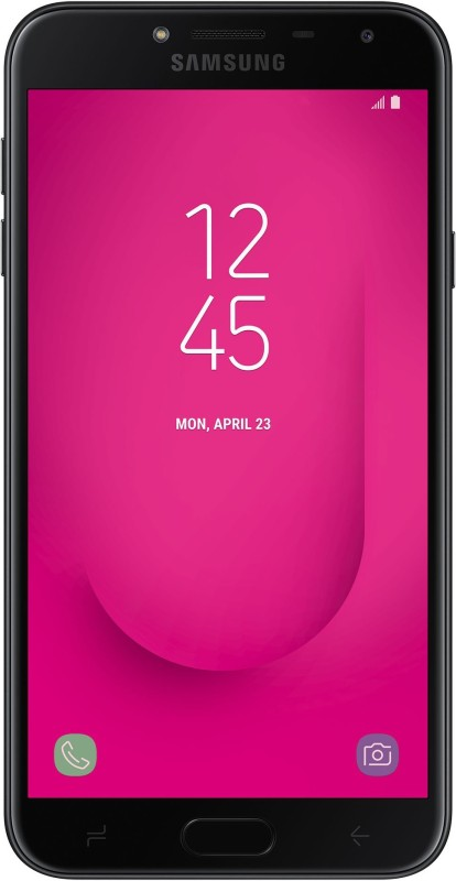Samsung Galaxy J4 (Black, 32 GB)(3 GB RAM)