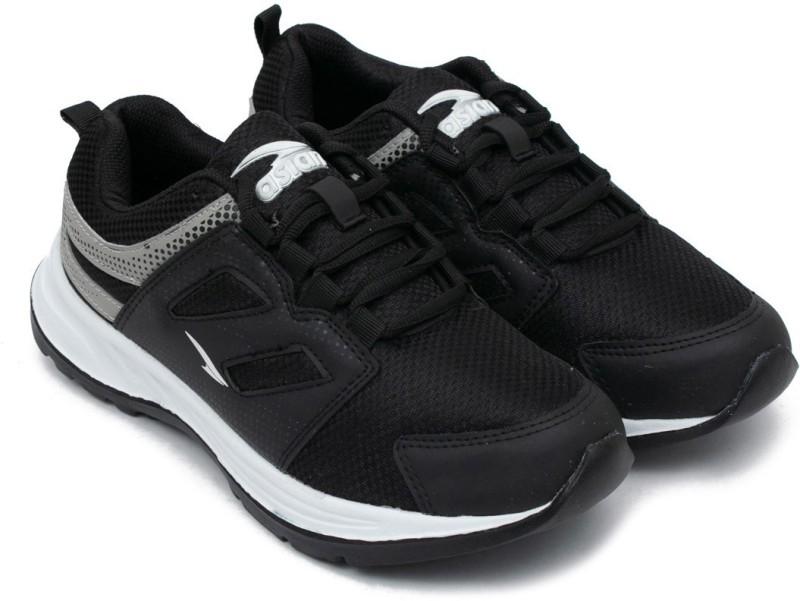 Asian Force-02 Black Grey Walking Shoes,Training Shoes,Gym Shoes,Loafers,Sports Shoes, Running Shoes For Men(Black, Grey)
