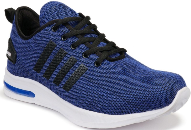 Clymb Force Blue Light Weight With EVA Sole Running Shoes For Men(Blue)