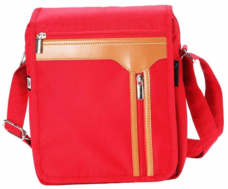 Soflex Unisex Crossbody Sling//Messenger Bag Green H18PG5