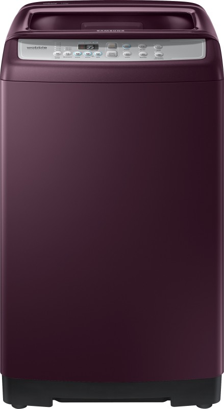 Samsung 7.5 kg Fully Automatic Top Load Washing Machine Maroon(WA75M4500HP/TL 01)