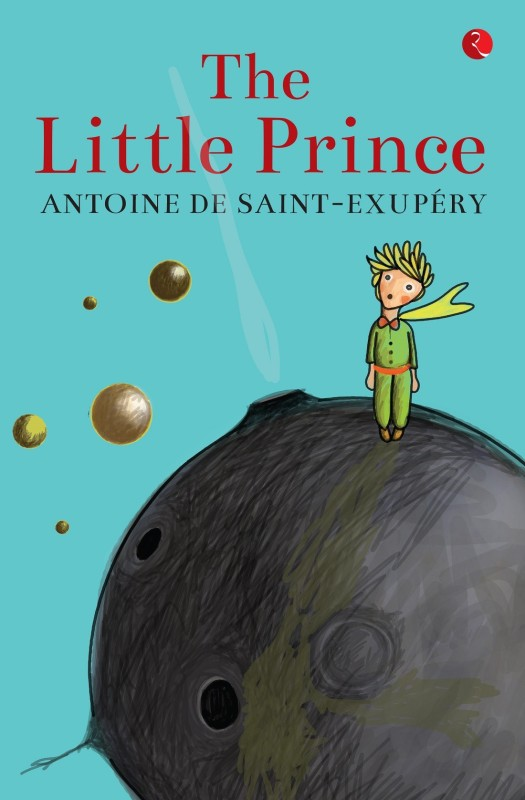 THE LITTLE PRINCE(English, Paperback, Saint-Exupery Antoine de)