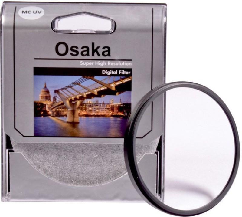 OSAKA 49 mm Multi Coated UV Filter UV Filter(49)