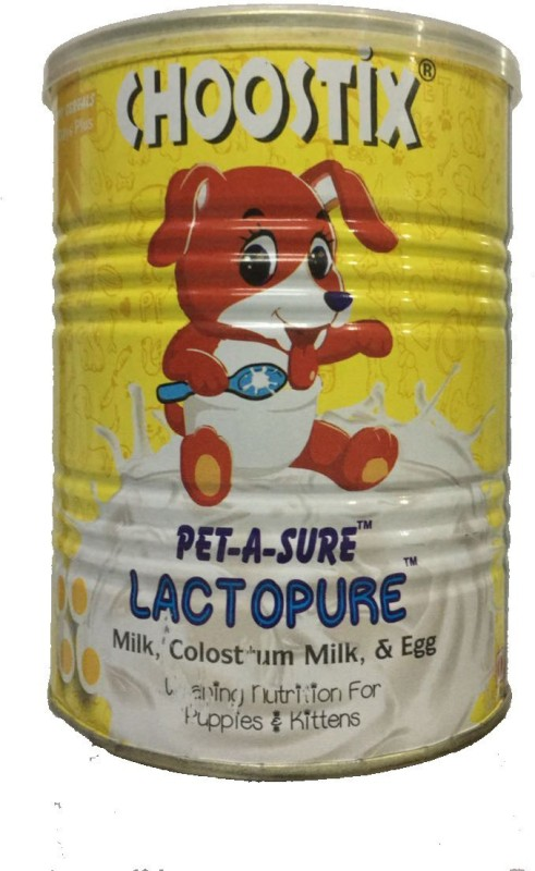 Choostix Petasure LactoPure Milk, Cereals & Fruits Fruit 400 Dry Dog Food