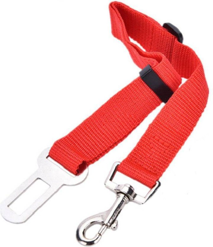 CGT Adjustable Dog Seat belt Pet Travel Safety Seat Belt Strap Pet Seat Belt(Medium)