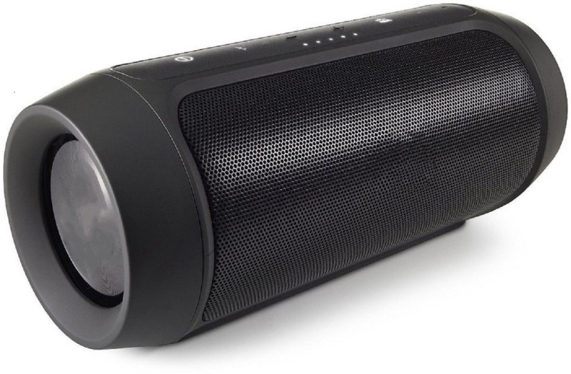 AVIKA Big Base with Superior Sound 1 Bluetooth Laptop/Desktop Speaker(Black, 5 Way Speaker Channel)