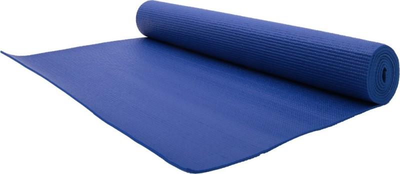 Relax Fitness Mat-4mm Blue 4 mm Yoga Mat