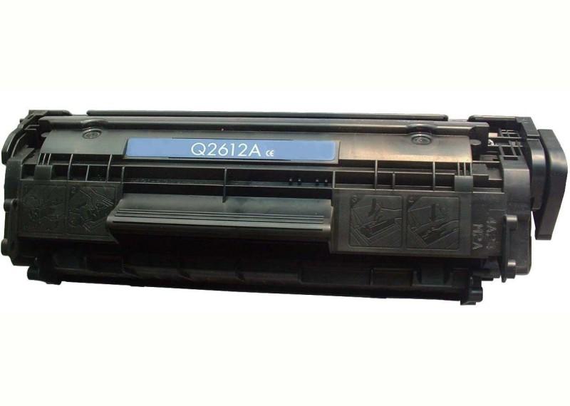 FUTUREZONE Q2612A / 12A Toner Cartridge For HP Laserjet 1010/ 1010w/ 1012/ 1015/ 1018/ 1020/ 1022/ 1022n/ 1022nw/ M1005 MFP/ M1319f MFP/ 3015 AIO/ 3020/ 3030/ 3050/ 3050z/ 3052/ 3055 fzb Black Toner