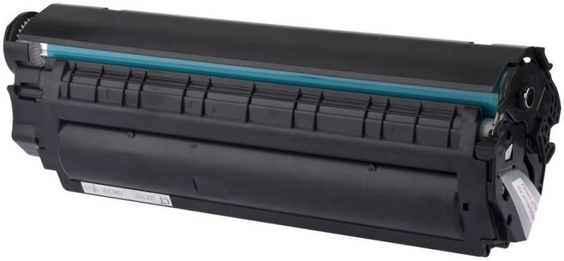 FUTUREZONE Q2612A / 12A Toner Cartridges (Twin Pack) for HP LaserJet - 1010, 1012, 1015, 1018, 1020, 1022, 1022n, 3020, 3030, 3050, 3052, 3055, M1005, M1319f fz Black Toner