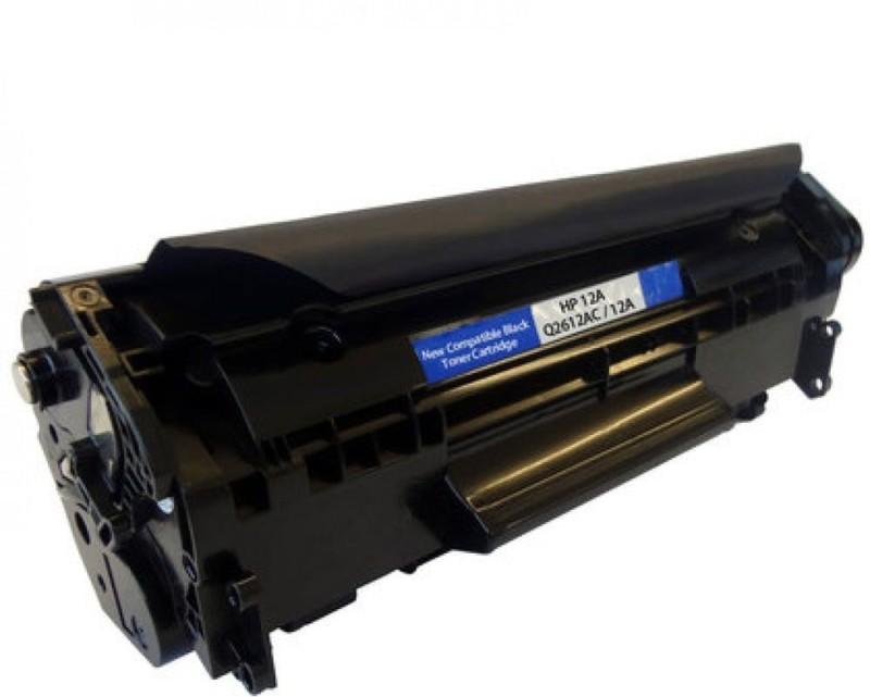 FUTUREZONE Q2612A / 12A Toner Cartridge For HP Laserjet 1010/ 1010w/ 1012/ 1015/ 1018/ 1020/ 1022/ 1022n/ 1022nw/ M1005 MFP/ M1319f MFP/ 3015 AIO/ 3020/ 3030/ 3050/ 3050z/ 3052/ 3055 fz Black Toner