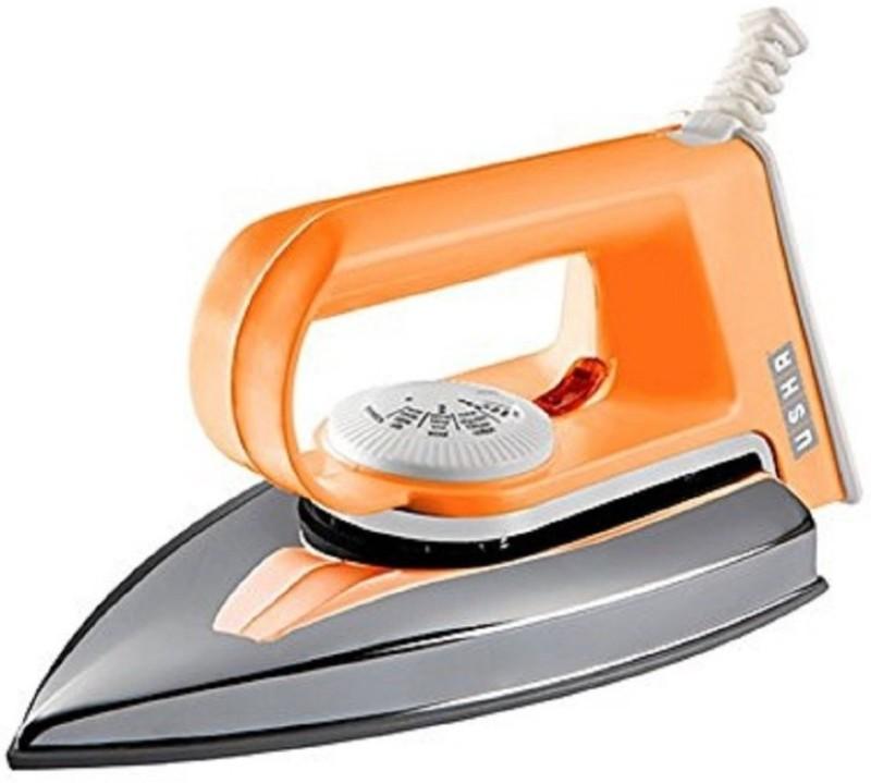 Usha EI 2102 1000-Watts Dry Iron (Orange) Dry Iron(Orange)