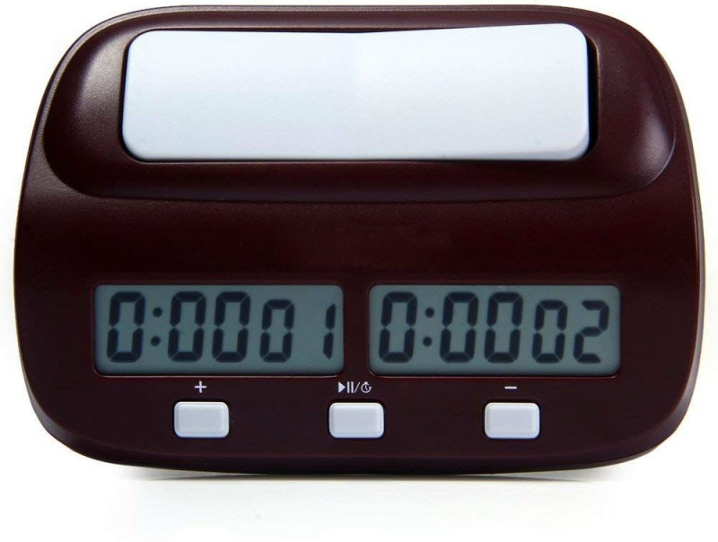 Zahuu LCD Digital Chess Clock