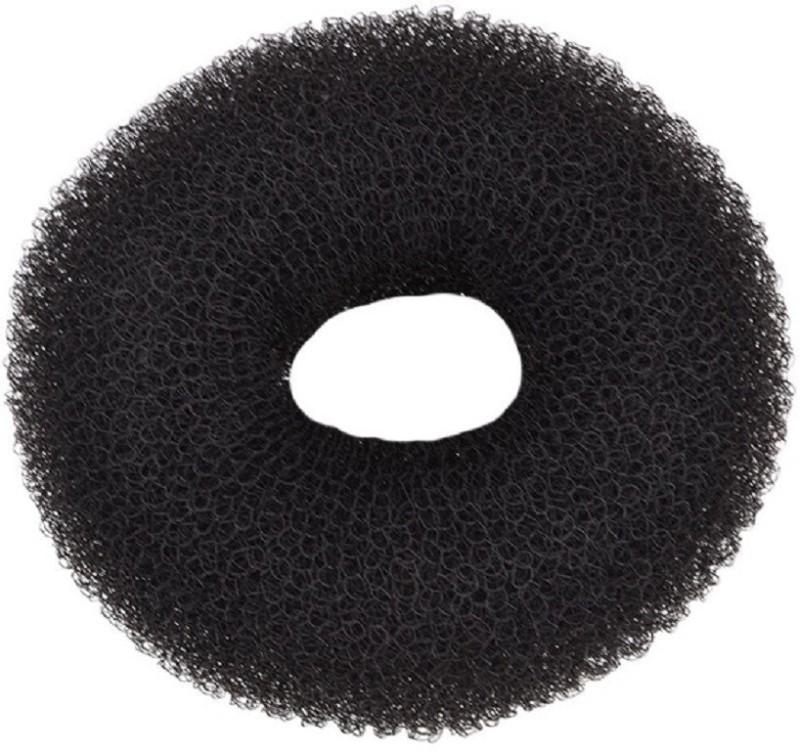 GULZAR French Bun Maker Women Girls Kids Magic Hair Styling Donut Bun Bun(Black)