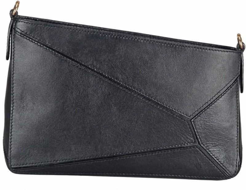 Adamis Black Sling Bag