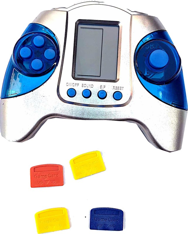 SHIVA1341 GAME PLAYER (VIDEO GAME) Multi Color Toy for kids. Handheld Gaming Console(Multi Color)