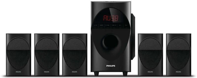 Philips SPA5190 90Watts Bluetooth 5.1 Home Cinema(Audio)