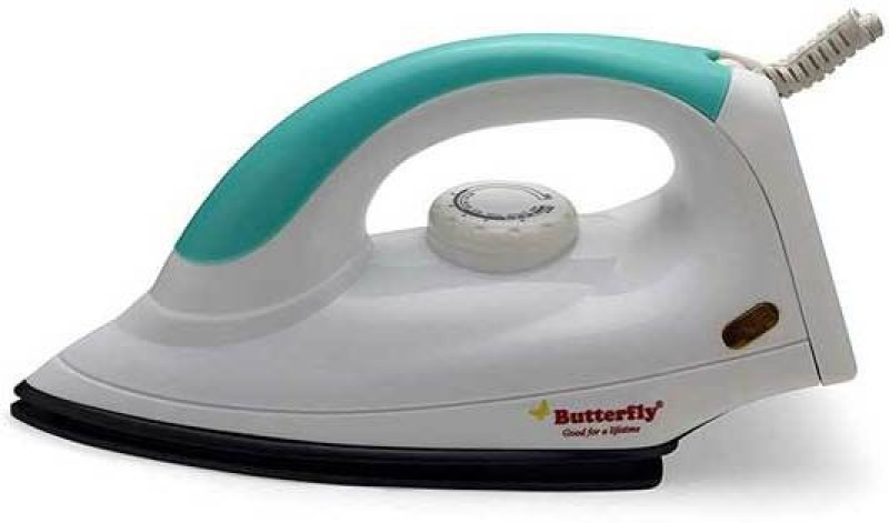 Butterfly Magic Dry Iron(White)