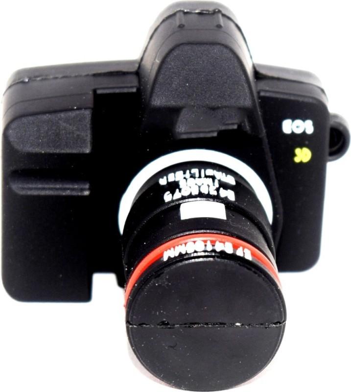 Pankreeti PKT377 Camera 32 GB Pen Drive(Black)