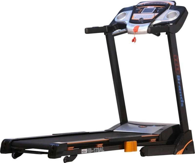 Telebrands Telebrands-HBN 1.75 HP DC Auto Incline Treadmill (HB173AL) Treadmill