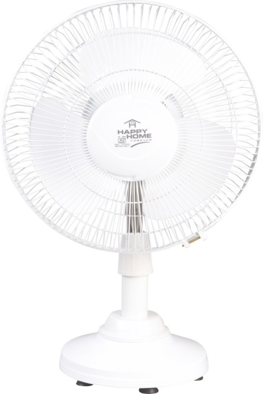 Varshine All Purpose Mini Pedestal Fan 3 Blade Pedestal Fan(White)